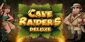 Cave Raiders Deluxe Slot